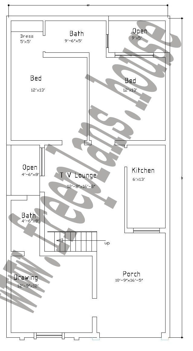 25 x 50 house plans map house plans for 24x50 house plans
