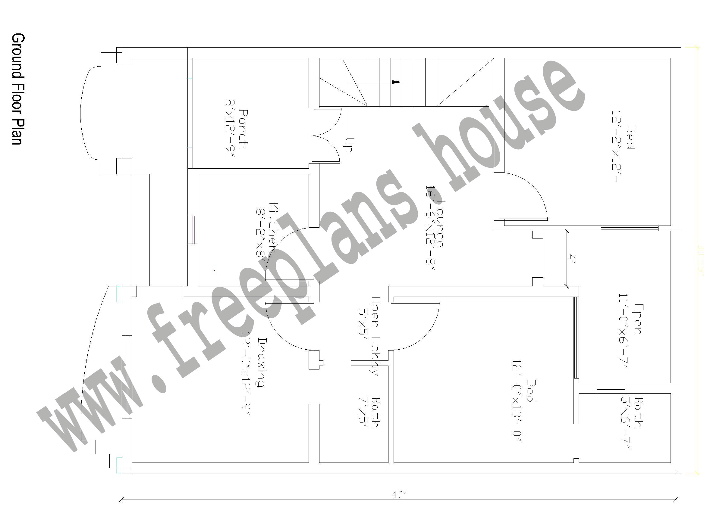House Plan page KINGSTREE 2224 C furthermore Accra House Plan Ground Floor together with Odikro House Plan Groundfloor besides 30x40 Feet 108 Square Meters House Plan likewise House Plan page ASHLAND 2051 C. on 1500 house plans