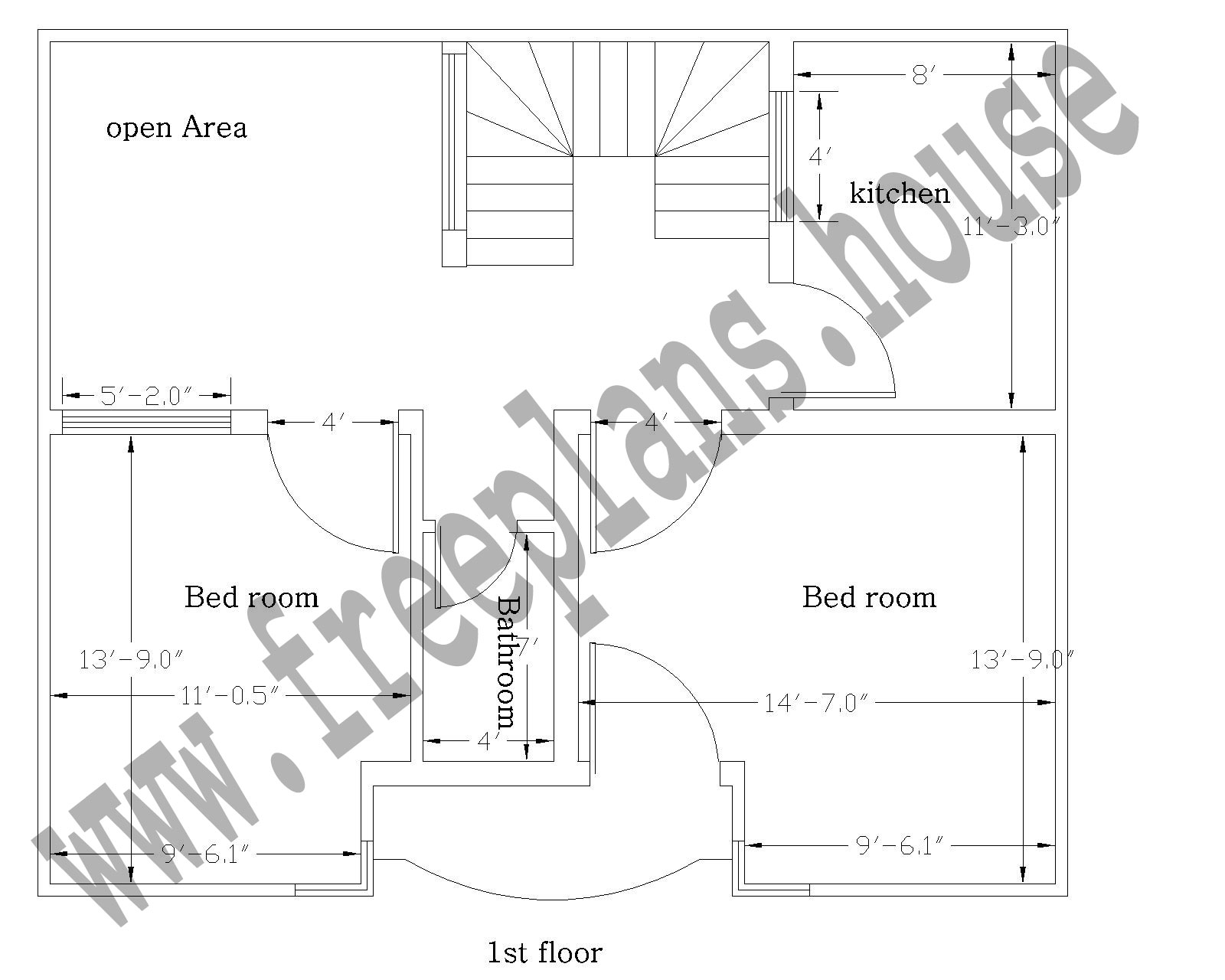 30 23 feet 64 square meter house plan for 150 square meters house floor plan