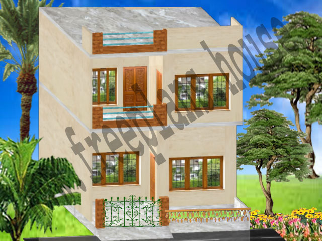22 40 feet 81 square meter house plan - House planssquare meters ...