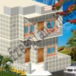 25×42 Feet /97 Square Meter House Plan