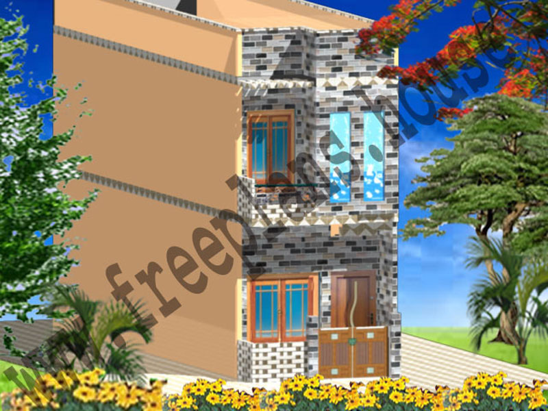 12x45 Feet House Design