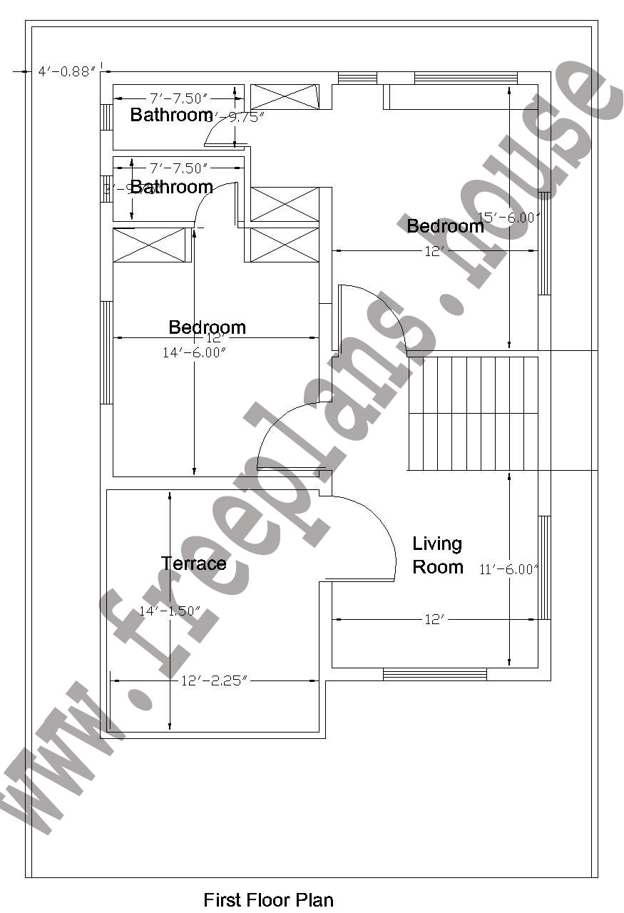 32 Sq M To Sq Ft 50 Square Meter House Floor Plan Houzz