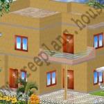 32×50 Feet/148 Square Meters House Plan,