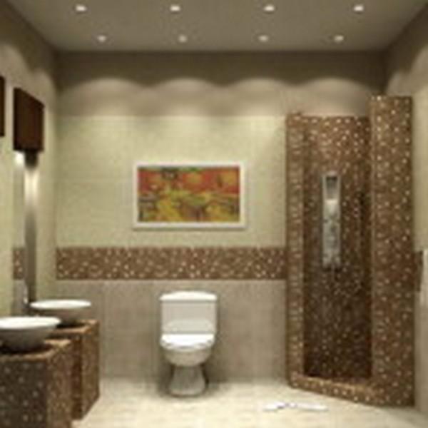Bath Room Tile Designs - 9 Via,