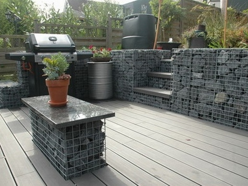 Retaining Walls Terrace,