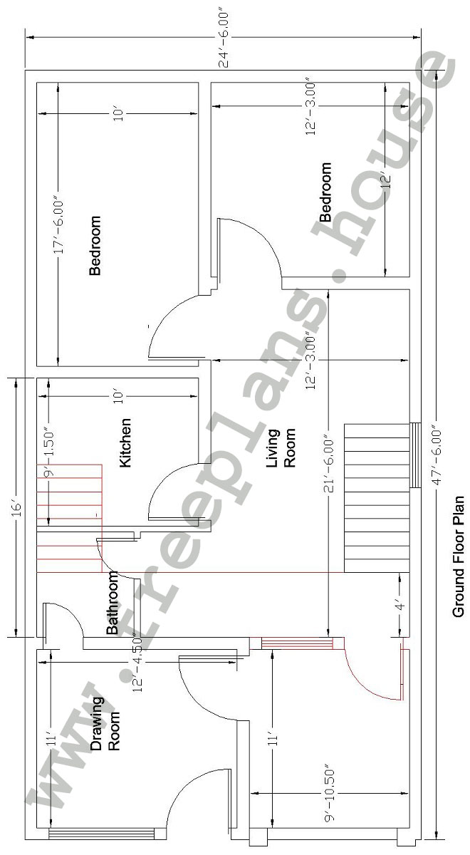 25 215 48 111 Square Meter House Plan Free House Plans