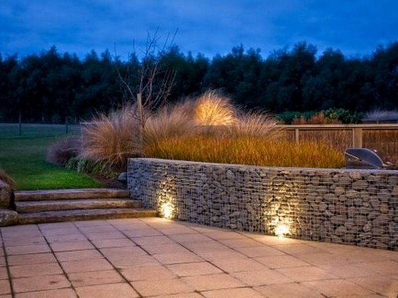 Night Retaining Walls,