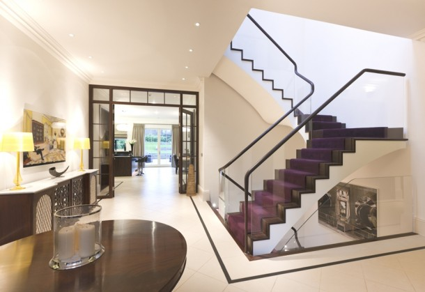 House Stair Design Ideas-1, Via