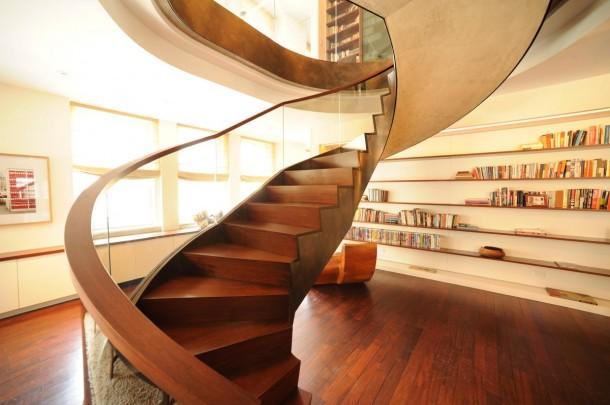 House Stair Design Ideas-3, Via