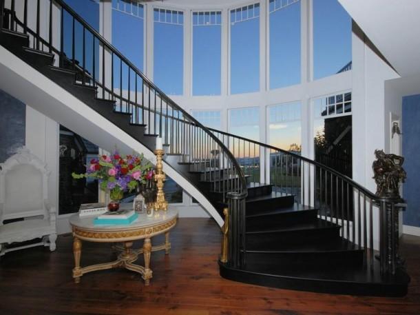House Stair Design Ideas-4, Via