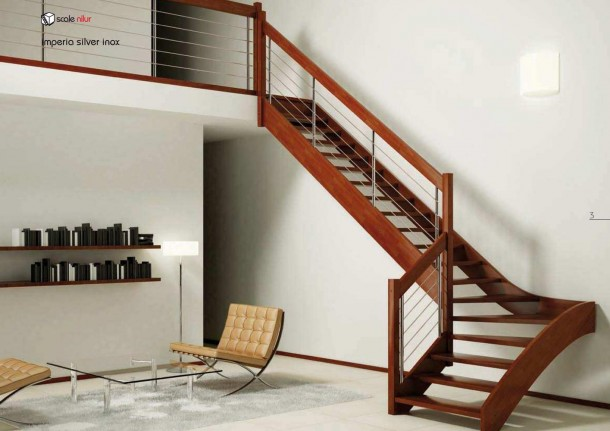 House Stair Design Ideas-5, Via
