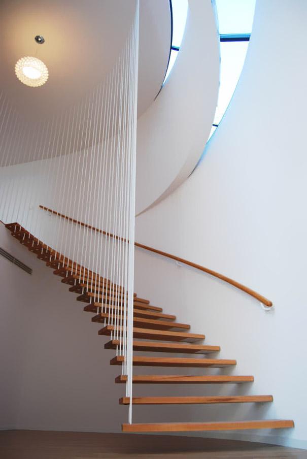 House Stair Design Ideas-6, Via