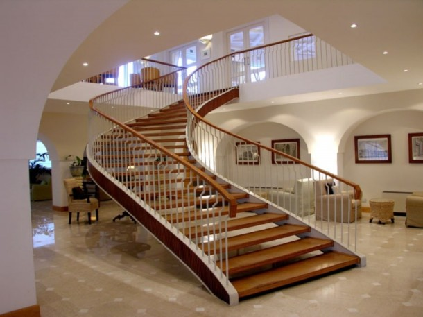 House Stair Design Ideas-9, Via
