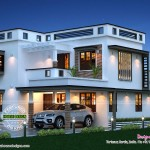 1600 SQ Feet/ 149 SQ Meters Modern House Plan