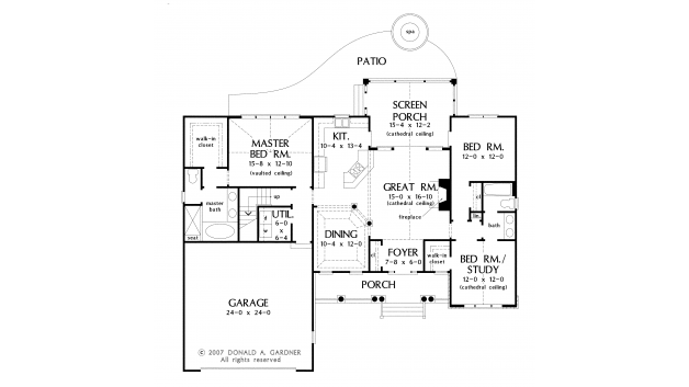1668 SQ Feet-508 SQ Meters Modern House Plan, Via