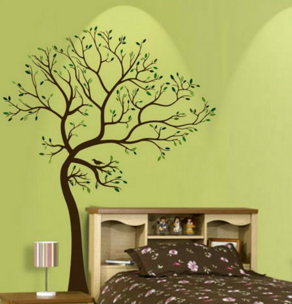 4-wall-art-tree, Via