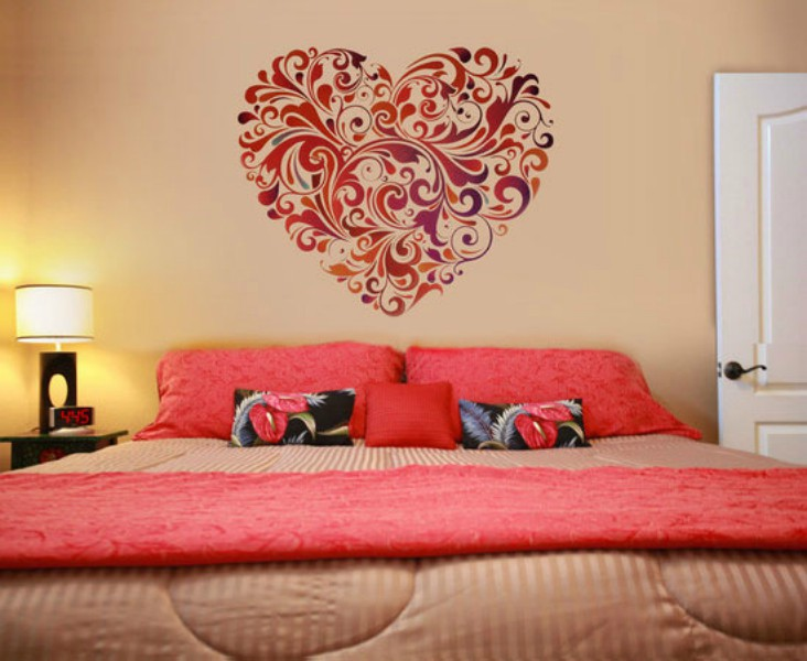 5-wall-painting-bedroom, Via