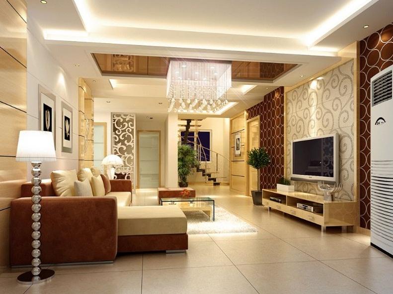 Living room Ceiling-5, Via