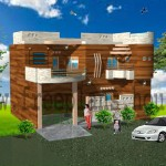 40'x52′ / 193 Square Meters House Plan