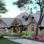 Striking Curb House Plan